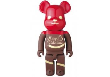 Bearbrick - Valentine Chocolat Framboise Ver. 400%
