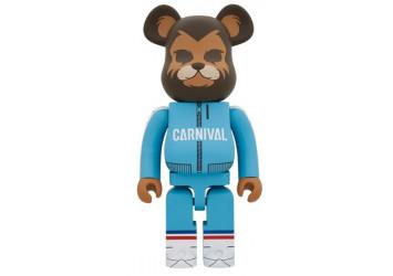 Bearbrick - Carnival The Lion 400%