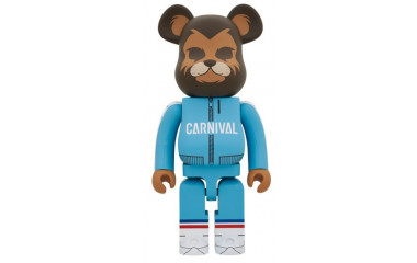 Bearbrick - Carnival The Lion 400%