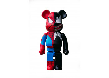 Bearbrick - Custom Venom-Spider 1000%
