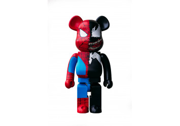 Bearbrick - Custom Venom-Spider 1000%