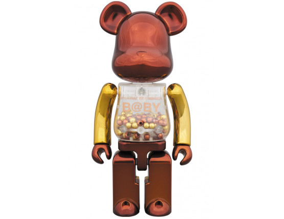 BEARBRICK - MY FIRST B@BY Steampunk Ver. 200%