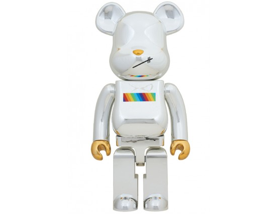 Bearbrick -  J.S.B. 1000%