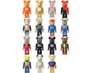 BEARBRICK - SERIES 39 100%