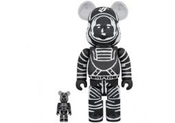 Bearbrick - Billionaire Boys Club Astronaut Black 100% & 400%