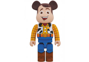 BEARBRICK - WOODY 1000%
