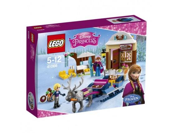 "41066 LEGO PRINCESSES DISNEY ""АННА И КРИСТОФ: ПРОГУЛКА НА САНЯХ"""
