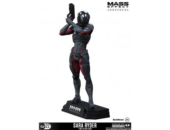 Фигурка Сара Райдер - Sara Ryder (Mass Effect Andromeda)