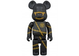 Bearbrick - MISHKA × LONG 400%