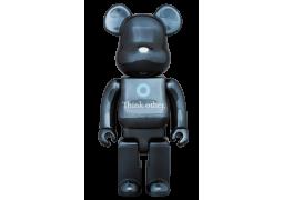 Bearbrick - I am OTHER BLACK Ver.400%