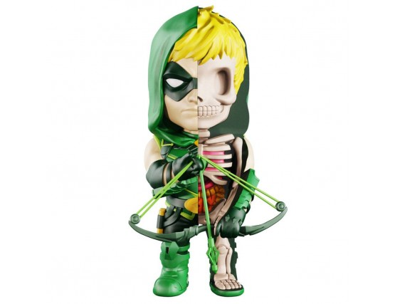 Мини-фигурка XXRAY - Green Arrow