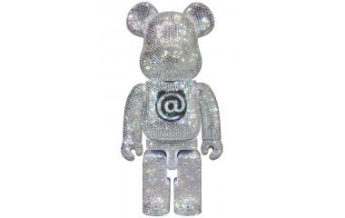Bearbrick - CRYSTAL DECORATE 400%