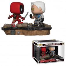 Funko POP Дедпул против Кейбла - Deadpool vs. Cable (2-Pack)