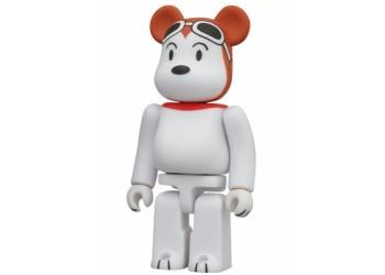 Bearbrick - Snoopy 100%