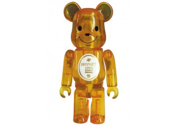 Bearbrick - Honey 100%