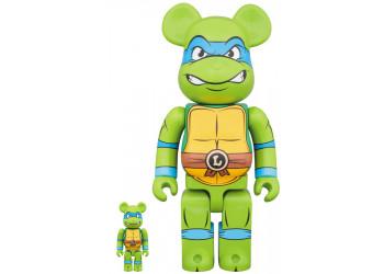 Bearbrick - Leonardo 100% & 400%