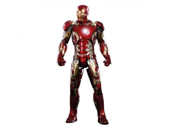 Фигурка 1/6 Железный человек - Iron Man Mark XLIII (Diecast) (MMS278D09)