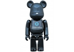 Bearbrick - i am OTHER BLACK Ver.100%