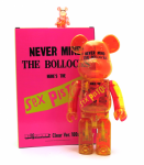 Bearbrick - Sex Pistols Clear Ver. 100% & 400%