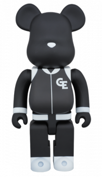 "Bearbrick - GOODENOUGH ""Classics"" 400% BLACK"