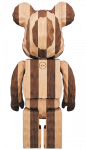 BEARBRICK - Karimoku Fragmentdesign 400% LONGITUDINAL CHESS
